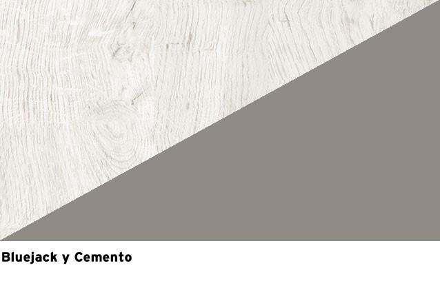 Bluejack + Cemento