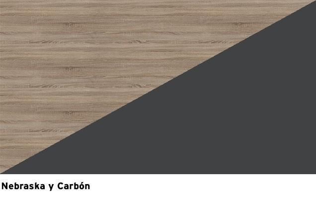 Roble Nebraska + Lacado Carbon