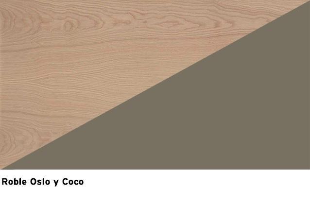 Roble oslo + Coco