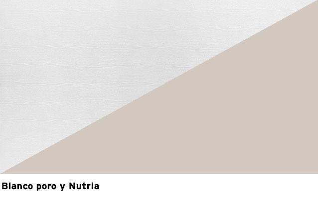 Blanco Poro + nutria