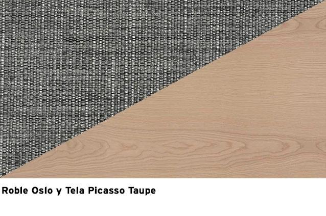 Oslo + Picasso Taupe