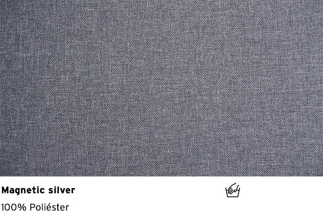 Magnetic Silver
