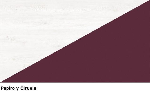 Roble Papiro + Ciruela