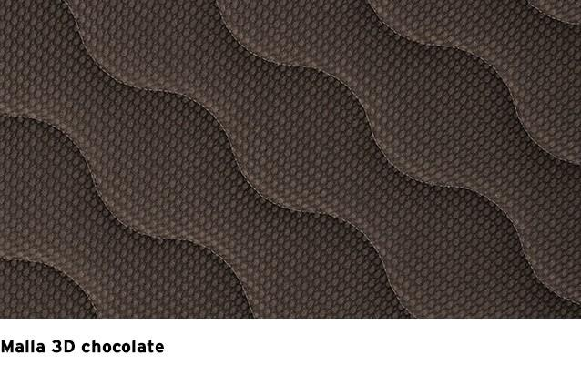 Malla 3D Chocolate